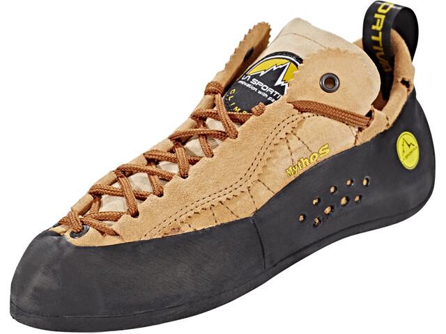La Sportiva Mythos - Chaussures d'escalade Homme - marron/noir
